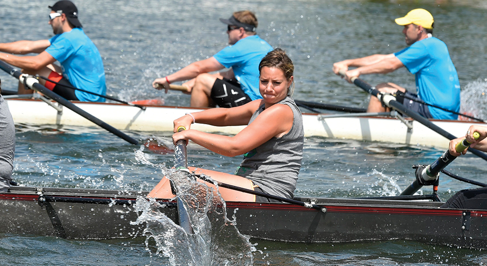 Corporate Rowing - Onondaga Cup & LakeFest