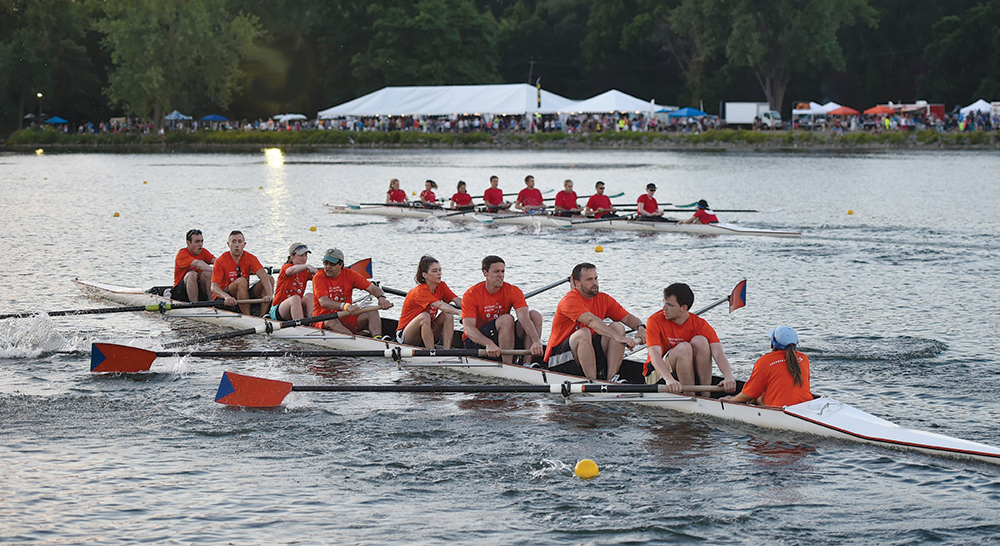 The Race Schedule - Onondaga Cup & LakeFest