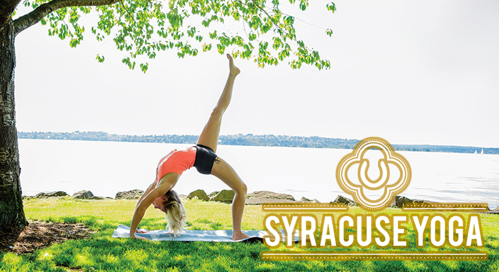 Yoga in the Park - Onondaga Cup & LakeFest